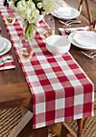 Farmhouse Living Buffalo Check Table Runner