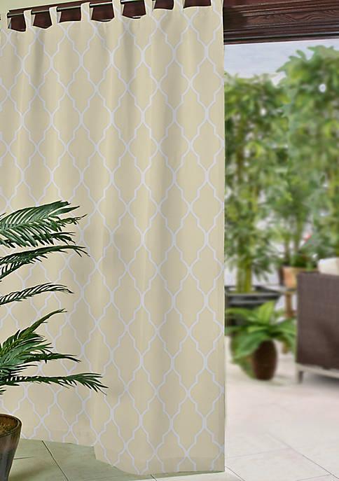 Corado Indoor/Outdoor Window Panel
