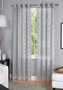 Latique Sheer 52-in. x 84-in. Window Panel