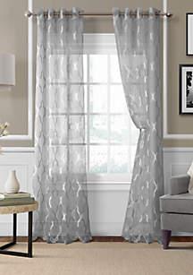 Sonata Sheer Window Panel