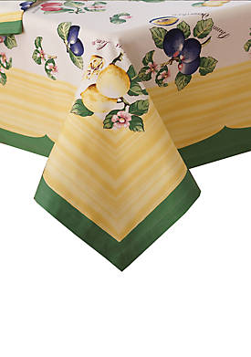 French Garden Tablecloth