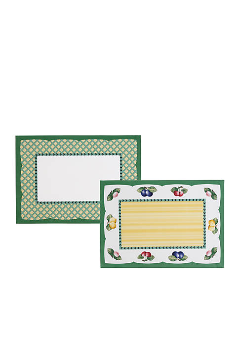 Villeroy & Boch French Garden Placemats Set Of