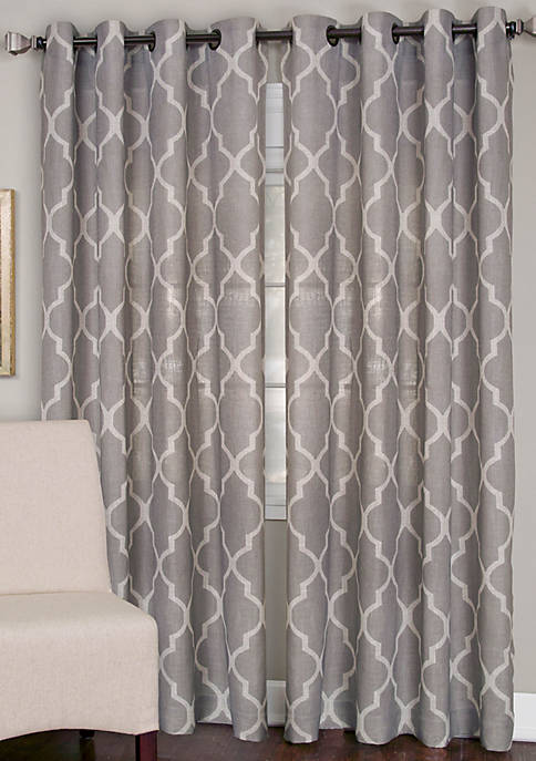 Elrene Medalia 52-in. x 84-in. Window Panels