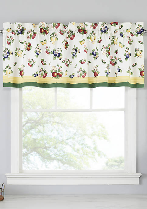 Villeroy & Boch French Garden Window Valance