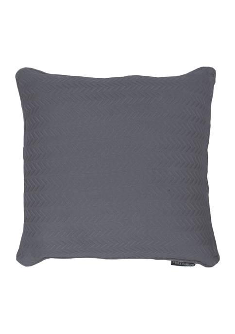 Herringbone Decorative Pillow