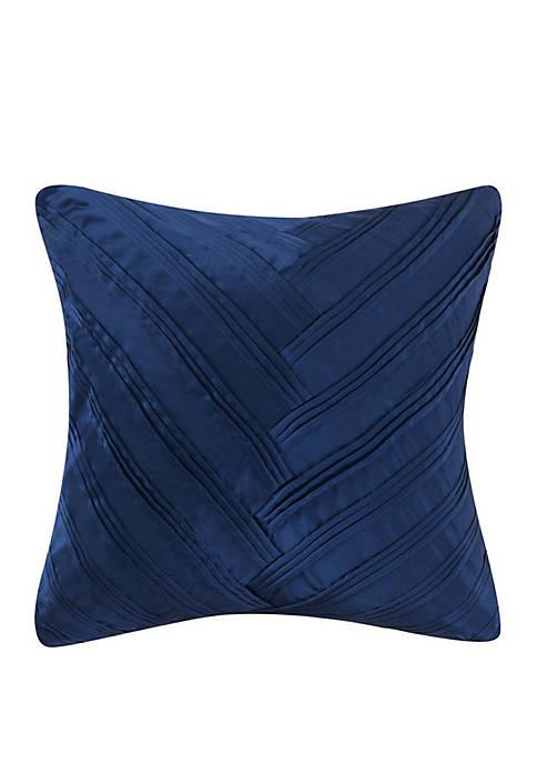 Lyon Signature V Pleated Pillow