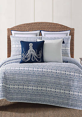 Reef Reversible Quilt Set
