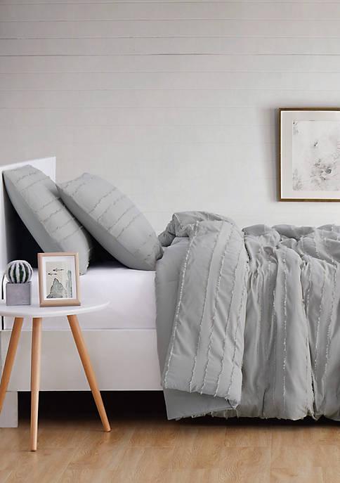 Brooklyn Loom Carlisle Stripe Duvet Set