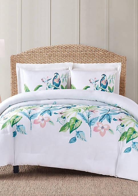 Tropical Bungalow Duvet Set