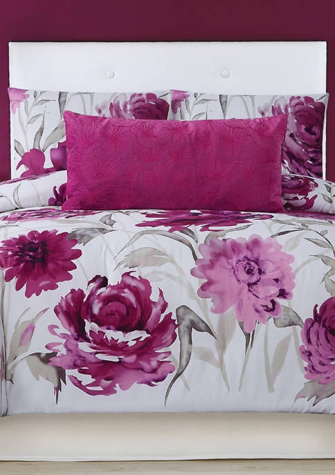 Christian Siriano Remy Floral Duvet Set