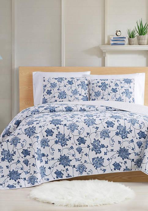 Cottage Classics™ Estate Bloom Quilt Set
