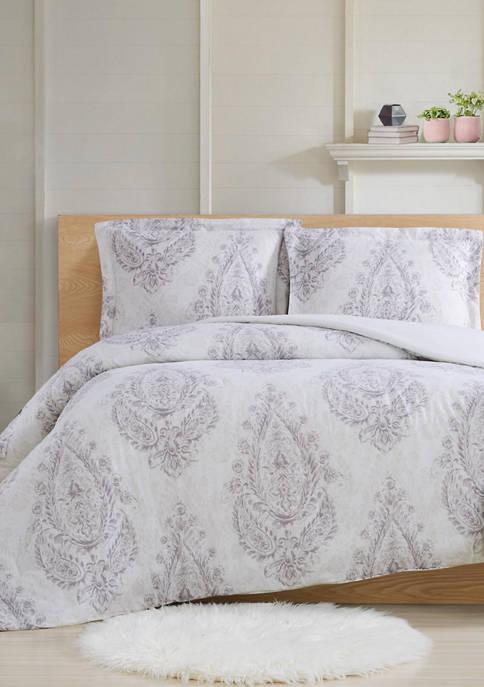 Cottage Classics™ Paisley Blossom Comforter Set