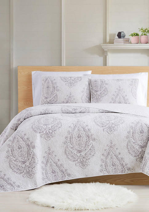 Cottage Classics™ Paisley Blossom Quilt Set