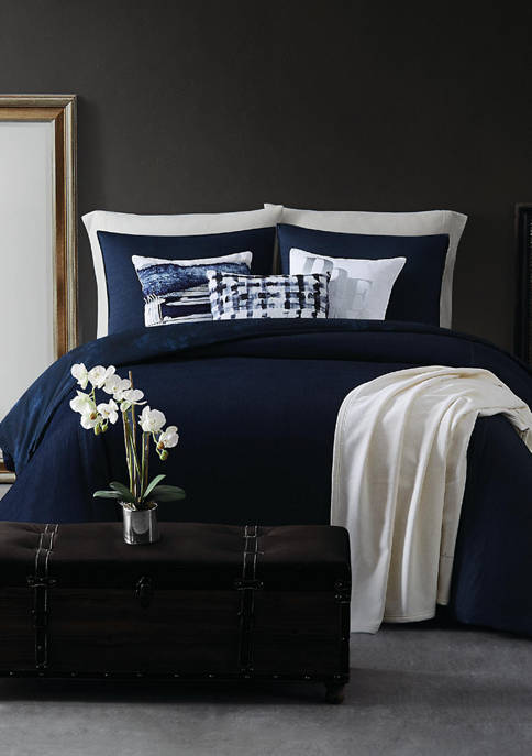 Sean John Denim Duvet Set