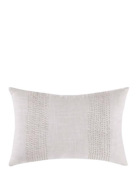 Oceanfront Resort Cove Decorative Oblong Pillow
