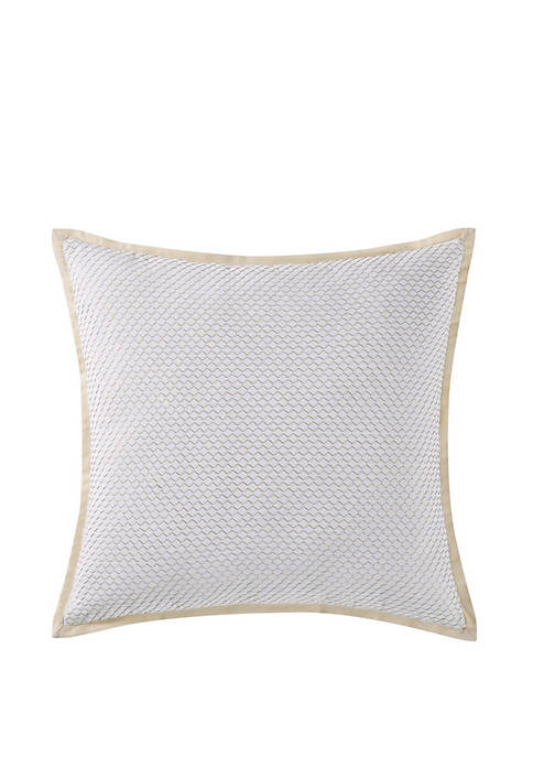 Oceanfront Resort Cove 20 in Square Decorative Pillow