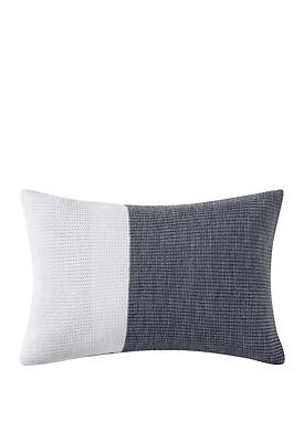 Sunwashed Isle Color Block Pillow