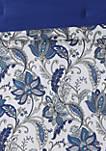 Bettina Floral Full/Queen Comforter Set