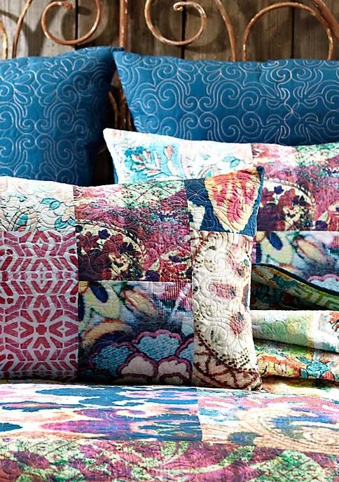Leandre Multicolored King Sham 20-in. x 36-in.