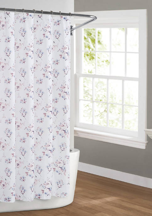 Cottage Classics™ Rose Dusk Shower Curtain