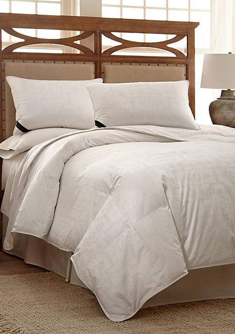 400 Thread Count Pima Jacquard Classic Comforter