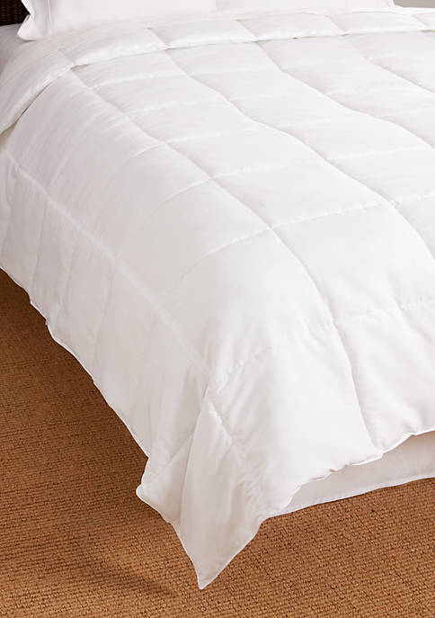 Home Accents® Healthy Home Twin Comforter 68-in. x