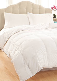 Home Accents® Healthy Home 240 Thread Count Down Comforter