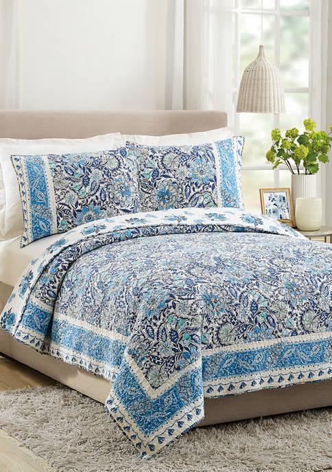 Dena Home™ Bisou Floral Quilt Set