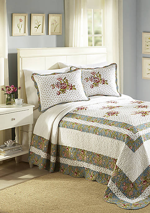 Modern Heirloom Collection Loretta Bedspread