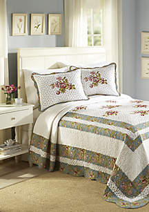 Modern Heirloom Collection Loretta Bedspread