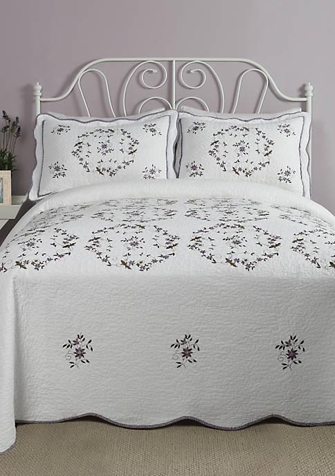 Modern Heirloom Collection Gwen Bedspread