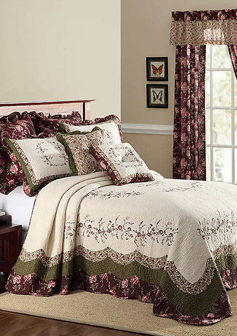 Modern Heirloom Collection Brooke Bedspread