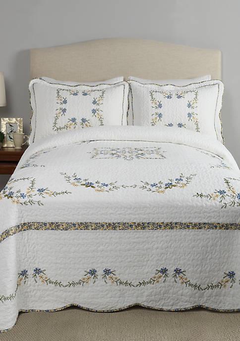 Heather Bedspread