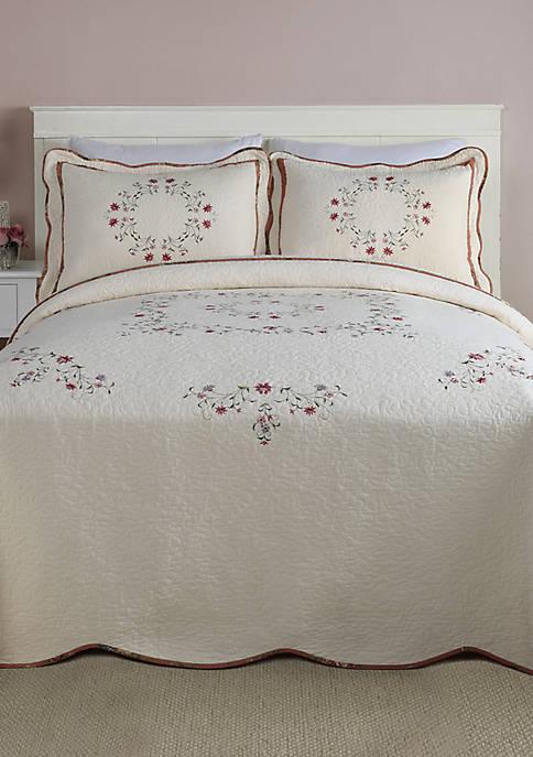 Modern Heirloom Collection Angela Bedspread