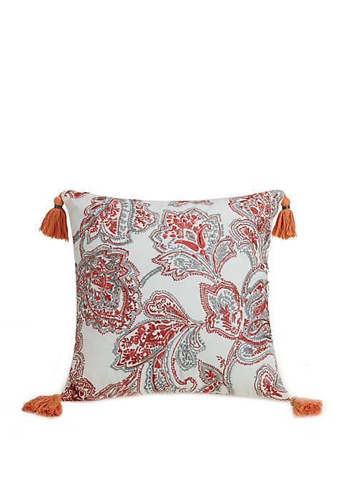 Coral Gables Decorative Pillow