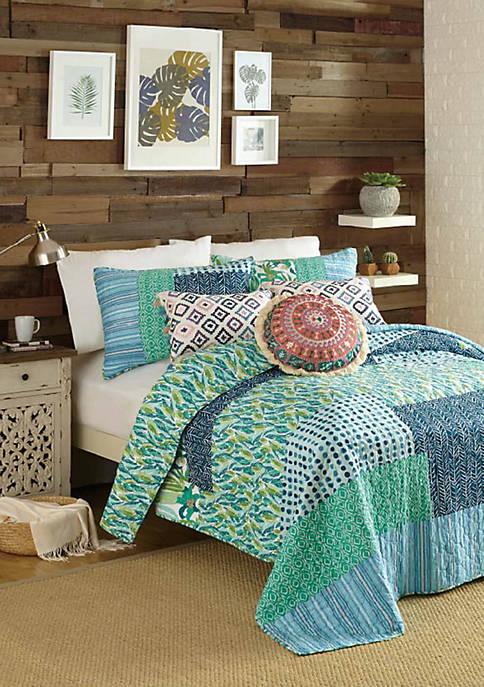 Native Springs Quilt Set