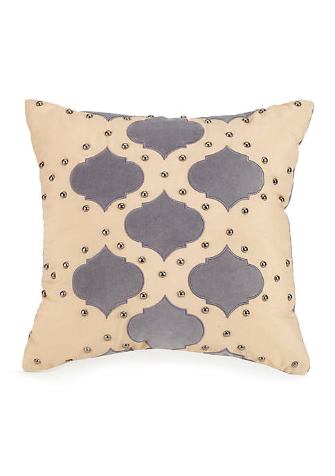 Jessica Simpson Puebla Square Decorative Pillow
