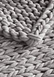Chunky Double Knit Handmade Throw