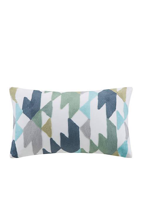Konya Embroidered Decorative Pillow