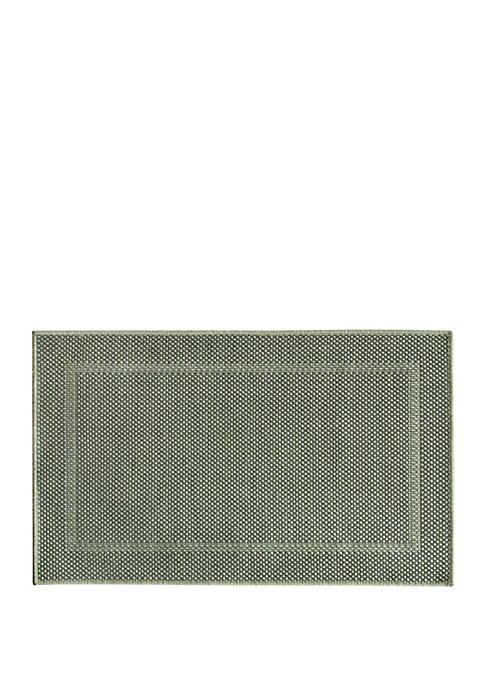 Bacova Natural Woven Framed Ridges Accent Rug