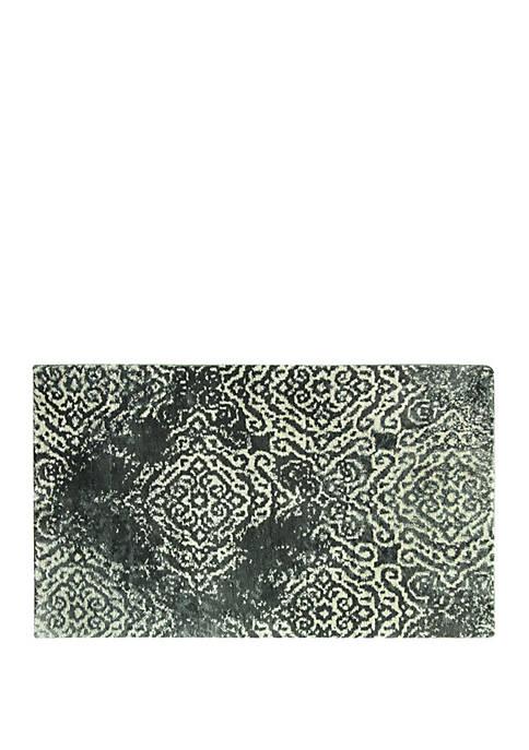 Bacova Cashlong Venice Large Grey Neutral Accent Rug