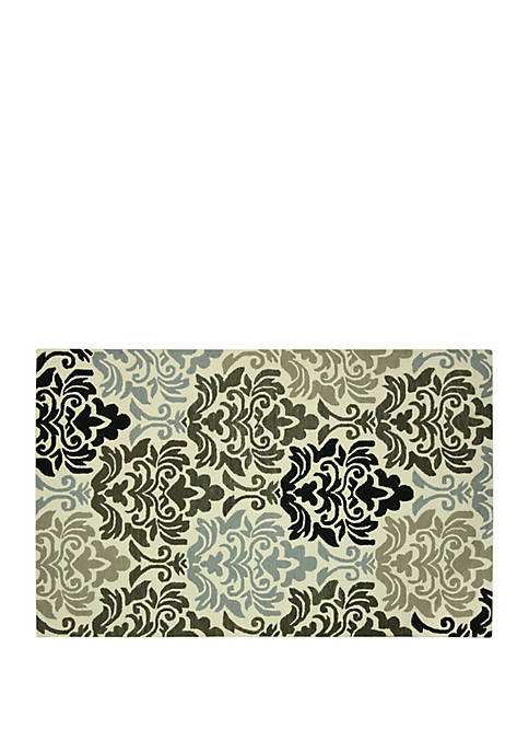 Bacova Imperial Hand Hook Imperial Renaissance Accent Rug