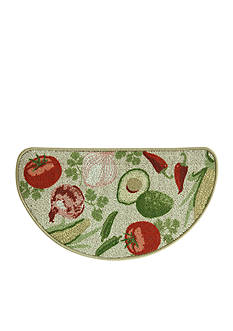 Bacova Classic Berber Mexican Veggie Slice Accent Rug