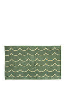 Bacova Reliance Woven Loop Wave After Wave Accent Rug