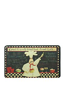 Standsoft Memory Foam Good Life Kitchen Mat