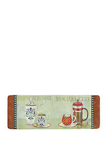 Standsoft Memory Foam French Duo Kitchen Mat