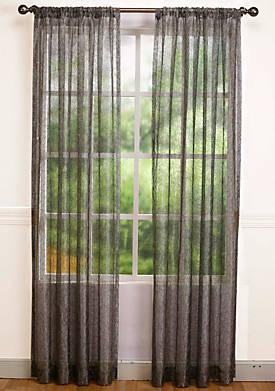 Calisto Semi-Sheer Window Panel 50-in. x 84-in.