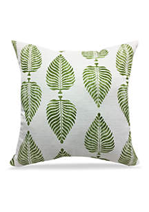 Kellan Leaf Decorative Pillow
