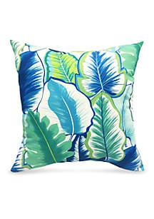 Lea Palm Decorative Pillow