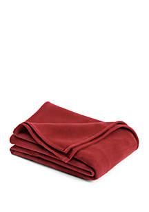 Vellux 'Original' Terra Cotta Blanket